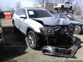 Salvage Volkswagen Atlas